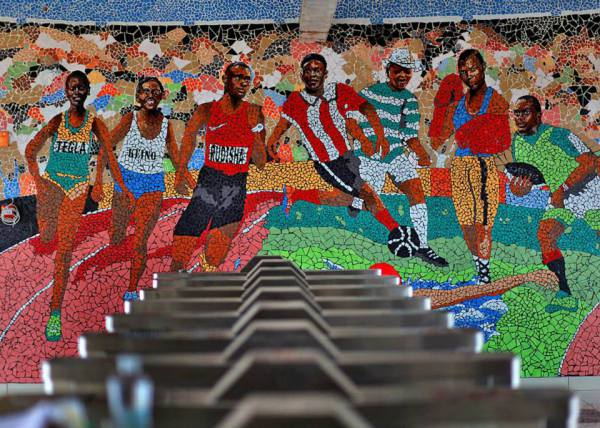 Celebrating the Kenyan Athlete